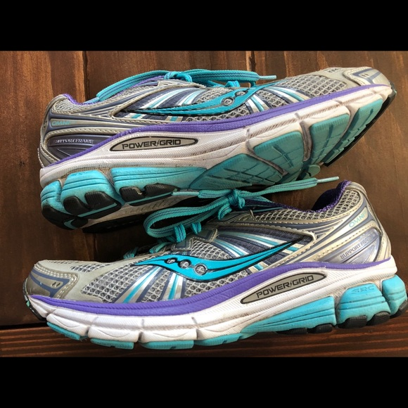 Saucony Omni 13 Powergrid Running Shoes 6. GREAT!!
